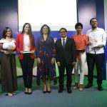 Leandro Sánchez, Kharla Pimentel, Tania Molina y Mariela Mejía ganan premio de periodismo de World Vision y Vicepresidencia