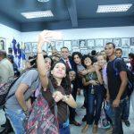 Expresiones en Papel exhibe nuevos talentos en la Facultad de Artes de la UASD