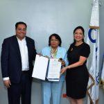 La UASD obtiene su primera patente, que ayudará a combatir el cáncer