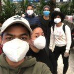 Sacan de Wuhan cinco estudiantes dominicanos que vivieron cuarentena por el coronavirus