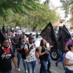 Team UASD marcha en protesta contra la JCE y el gobierno de Danilo