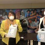 La UASD fabrica gel antibacterial y ofrece su laboratorio médico para pruebas del covid-19