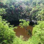 Ecologista de la UASD denuncia agua de Los Tres Ojos está sucia